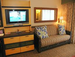 polynesian furniture. A Desk And Daybed In Standard Polynesian Room. Furniture