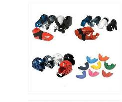 Proforce Sparring Gear Size Chart Proforce Sparring Gear Set Head Foot Hand Pads Mouth Martial