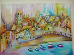 impressionist poppies step by step acrylic painting on canvas for cuadros y image de acrilico en lienzo con textura cuadros cuadros y