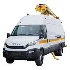 versalift uk van chassis truck mounted access platform van mounted