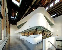 office design architecture. can we make new office buildings as cool warehouses cannon design regional offices architecture