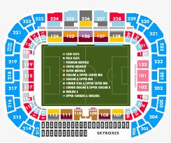Razorback Football Stadium Seating Chart Seating Map New York Red Bulls Stadium Seating Chart
