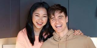 Lana is in living a she is dating her boyfriend named anthony de la torre, who is an actor. Lana Condor And Anthony De La Torre S Relationship Timeline
