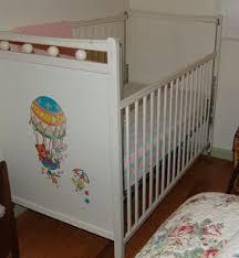 retro baby furniture. vintage baby bed crib 1960 1970 retro furniture i