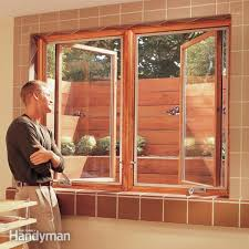 Basement windows Finished How To Install Basement Windows And Satisfy Egress Codes The Family Handyman How To Install Basement Windows And Satisfy Egress Codes The