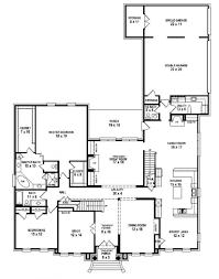 five bedroom house. simple 5 bedroom house plans five l