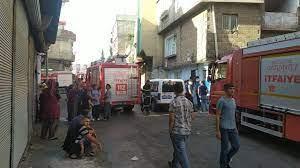 Gaziantep güne yangın paniği ile uyandı - Gaziantep Haberleri   Son Dakika  Gaziantep Haberler   Ga