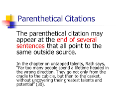 parenthetical citation in mla format mla format parenthetical citation homework service