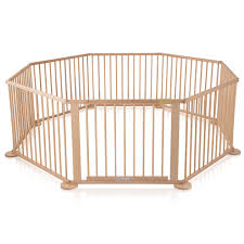 baby vivo baby child playpen made of wood 8 elements foldable model 2018