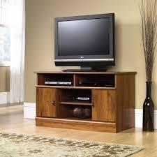 Sauder Tv Cabinet Harvest Mill Panel Tv Stand 407432 Sauder