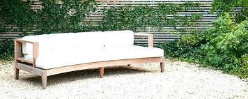 wood outdoor sectional. Unique Sectional Wood Outdoor Sectional Curved Seating Weather Patio  Sectionals Diy And Wood Outdoor Sectional C