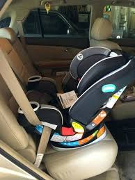 graco 4ever all in one baby car seat review axis