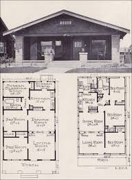 s House Plans by the EW Stillwell  amp  Co    Small Economical     EW Stillwell   L