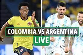 Argentina vs Colombia Live Stream Free ...