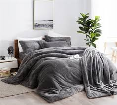 coma inducer queen comforter charcoal oversized queen xl bedding
