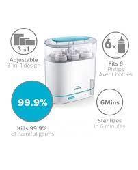 philip avent 3 in 1 electric steam sterilizer online -