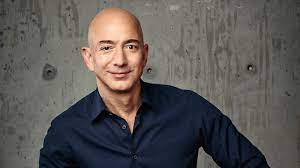 career biography of Amazon CEO Jeff Bezos