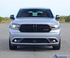 2016 Dodge Durango R/T Blacktop RWD Review & Test Drive – The Jack ...
