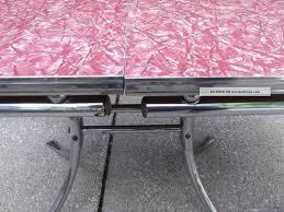 Retro Kitchen Table Chairs Retro Kitchen Chairs Red Retro Kitchen Table Chairs When Red