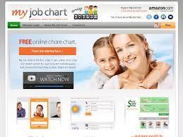 My Job Chart Productivity App For Kids