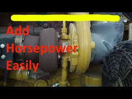 Increase Your Cat Diesel Engine Horsepower. Rerate a C15, 3406, C7 ...