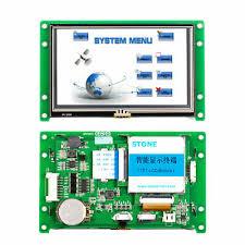 "<b>4.3</b>"" TFT HMI Display Panel with Touch <b>Screen</b> + Controller Board + ..."
