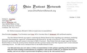 Ohio Patient Network Stop Telling Ohios Doctor They Are