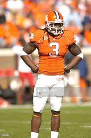 Duane Coleman of the Clemson Tigers looks on during the game against...  News Photo - Getty Images
