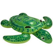 <b>Надувная игрушка Intex Морская</b> черепаха 150 х 127 см, артикул ...