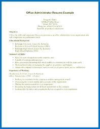 Resume High School Graduate – Tazy.info