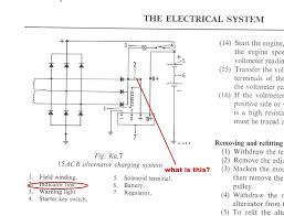 external voltage regulator wiring diagram simple alternator wiring external voltage regulator wiring diagram simple alternator wiring diagram w terminal new external regulator typical