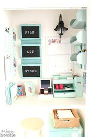 organizing office space. Office In Closet Ideas. Organized Space Ideas Get A Small With Design Organizing