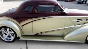 INCREDIBLE 1938 CHEVY COUPE *** ALL STEEL **** SOLD !!!!! - YouTube