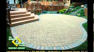 patio pavers patterns. Paver Patio Designs | Patterns - YouTube Pavers