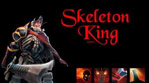 skeleton king updated 22 06 dota 2 skin mods