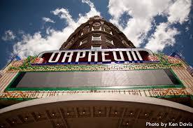Select A Seat Orpheum Theatre Wichita Ks