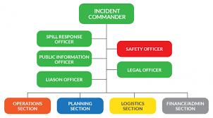 Incident Command System Flow Chart 78 Proper Ics Chart Template