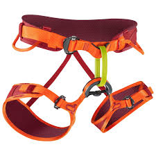 Edelrid Harness Size Chart Edelrid Jay Ii Climbing Harness Vinered Lollipop S