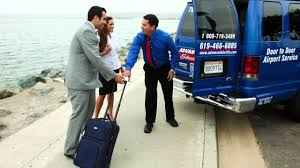San Diego Airport Shuttle Service - YouTube