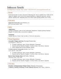 free resume templates samples professional format of cv free blanks resumes templates posts