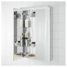 Godmorgon Mirror Cabinet With 2 Doors 80x14x96 Cm Ikea