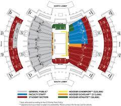 Iu Assembly Hall Seating Chart Iu Stadium Seating Chart Www Bedowntowndaytona Com