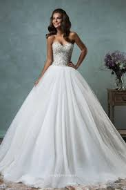 Strapless Sweetheart Sparkly Beaded Tulle Ball Gown Wedding Dress Ball Gown Wedding Dresses With Sleeves Uk