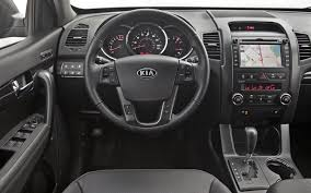2013 Kia Sorrento Interior Photo #46047924 - Automotive.com