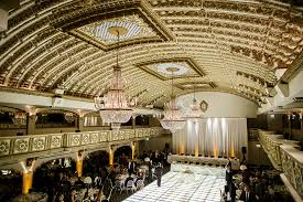 Art Deco Wedding Centerpieces A Great Gatsby Inspired Wedding At The Millennium Knickerbocker