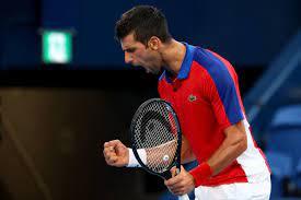 WATCH: Novak Djokovic Trains Hard at US ...