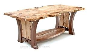 full size of natural edge timber dining table wood slab craftsman with burl modern unique kitchen