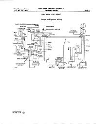 420 12 volt diagram yesterday s tractors try this for the wiring diagram