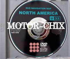 Lexus Navigation Generation Chart Details About Toyota Lexus Navigation Disc Dvd Cd U33 Oem Disk Map Gps Navagation