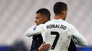 PSG mit irrem Plan: Cristiano Ronaldo als Ersatz für Kylian Mbappé zu Paris  Saint-Germain - Eurosport